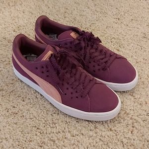 Puma Women's Suede XL Lace Wn Sneaker